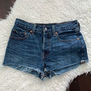 Levi's 501 Denim Shorts